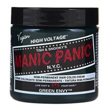 Manic Panic preliv za lase - Green envy