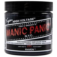 Manic Panic preliv za lase - Raven
