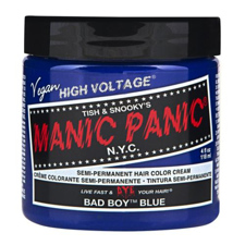 Manic Panic preliv za lase - Bad boy blue