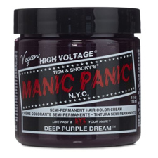 Manic Panic preliv za lase - Deep purple dream