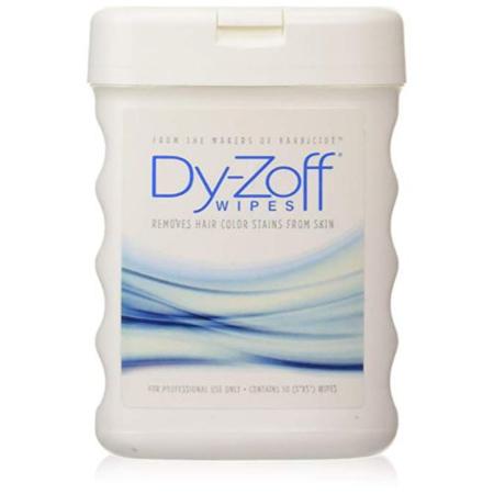 Dy-Zoff robčki za odstranjevanje barve iz kože 50kos
