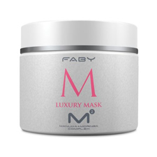 Faby Luxury Mask hranilna maska za roke 500ml