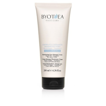 Byothea Masažna krema za obraz Illuminating Face Massage Cream