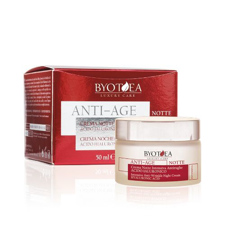 Byothea Intenzivna nočna krema proti globokim gubam Anti-Wrinkle Night Cream
