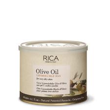 Rica Vosek za depilacijo - z olivnim oljem - za zelo suho kožo 400g