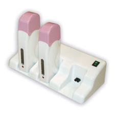 Set aparatov za segrevanje voska v kaseti 3x 100ml + podstavek