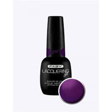 Faby Lacquering Gel BLUEBERRIES AND SODA