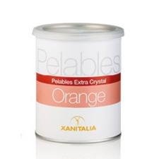 XanItalia Vosek za depilacijo v pločevinki -za vse tipe kože - Orange