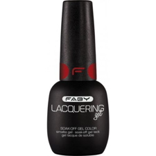 Faby Lacquering Gel FABY'S RED