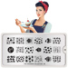MoYou Plate ploščice z vzorci - štampiljke za nohte