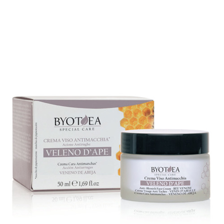Byothea Krema proti pigmentnim madežem in gubam Anti-Blemish Face Cream