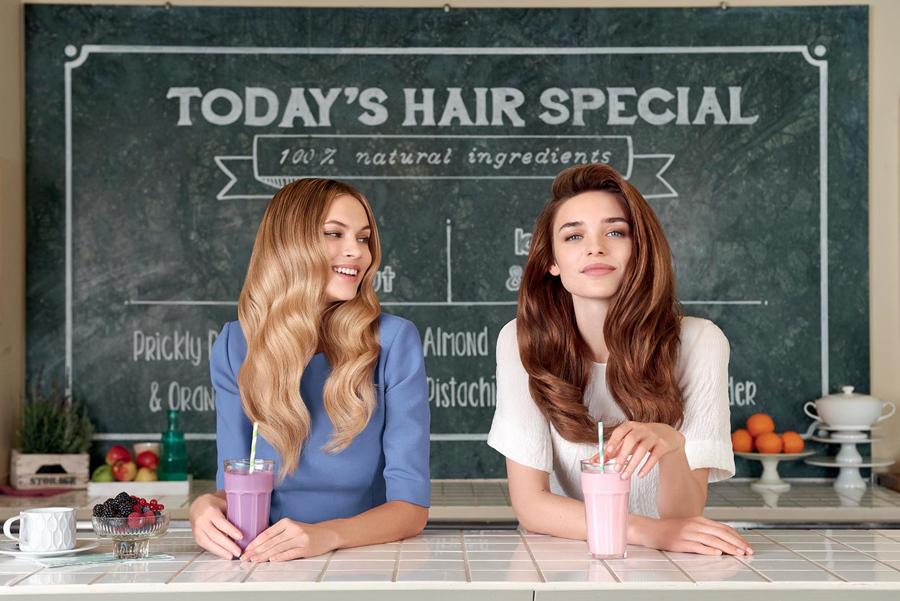 5 korakov do zdravih in sijočih las