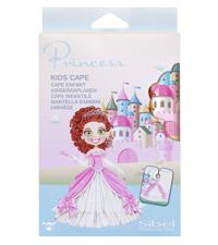 Otroško ogrinjalo za striženje Princess