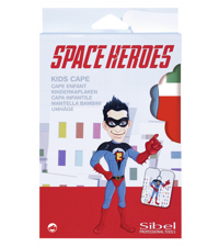 Ogrinjalo za otroško striženje Space Heroes