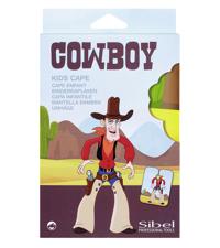 Ogrinjalo za otroško striženje Cowboy