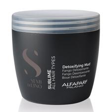Alfaparf SDL glina za razstrupljevanje las Sublime Detoxifying Mud