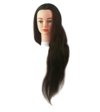Vadbena lutka - naravni lasje Jenny