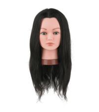 Vadbena lutka - naravni lasje Fanny