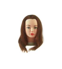 Vadbena lutka - naravni lasje Cathy
