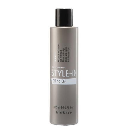 Inebrya fluid za neukrotljive lase Style-In Oil No Oil