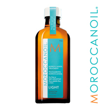 MOROCCANOIL TREATMENT olje za nego las Moroccanoil Light 100ml