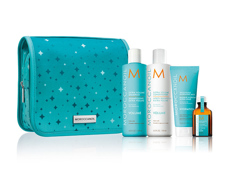 Moroccanoil Winter set Volume za volumen las