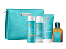 Moroccanoil Travel Kit 2021 Style on the Go - Potovalni set za oblikovanje las